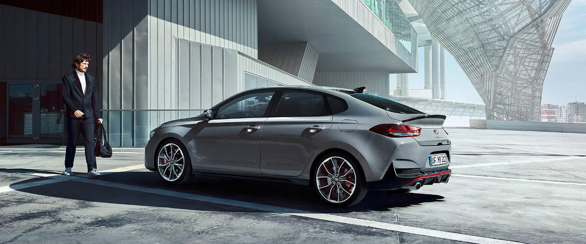 Noul i30 Fastback N  Performance
